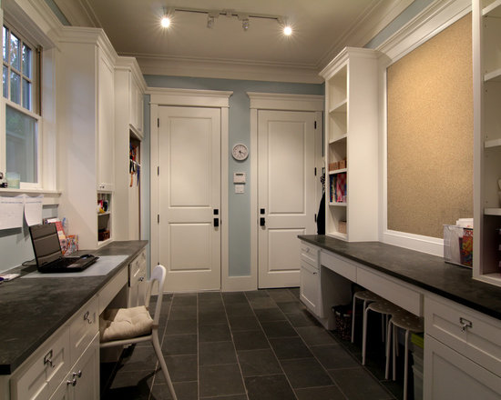 A Mud Room Fit For A Whole Family