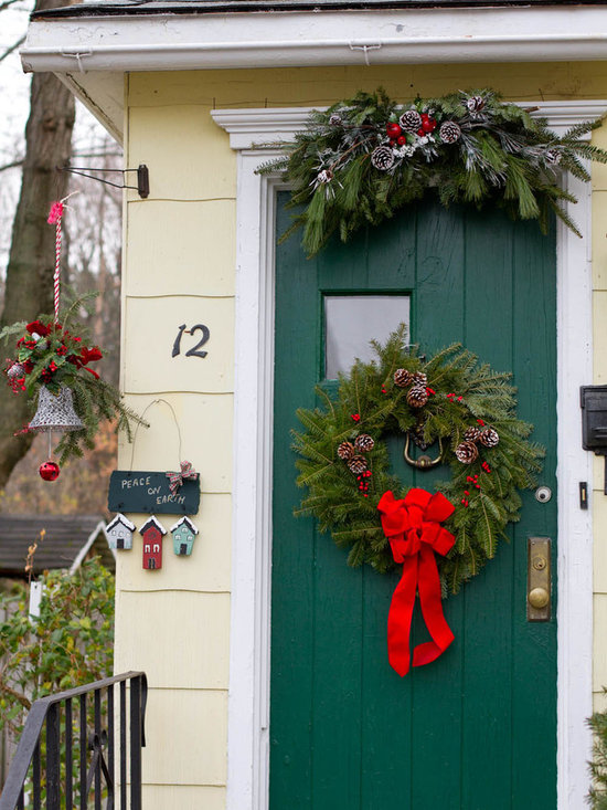 Rhinebeck Ny Winter Decor