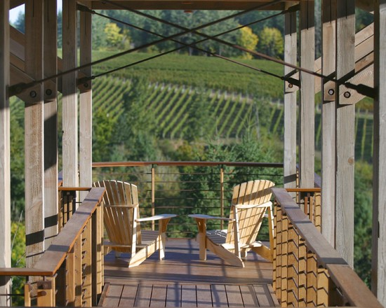 Yamhill County Vineyard Residence