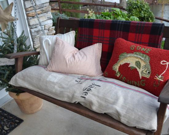 A Lakeside Porch